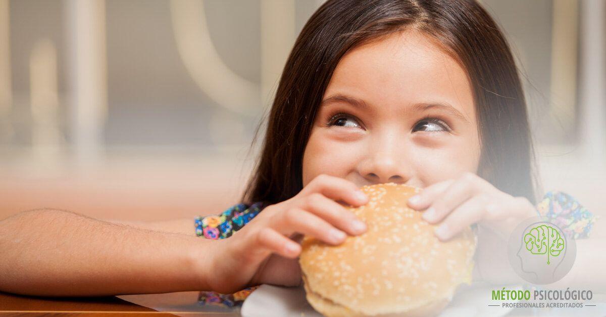 Trastorno alimentario infantil