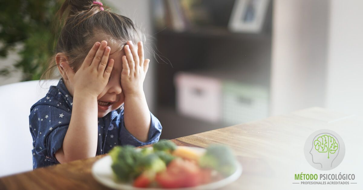 Trastornos alimentarios infantiles