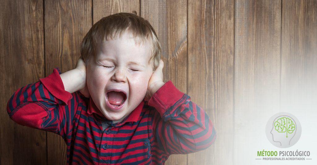 Ansiedad infantil síntomas