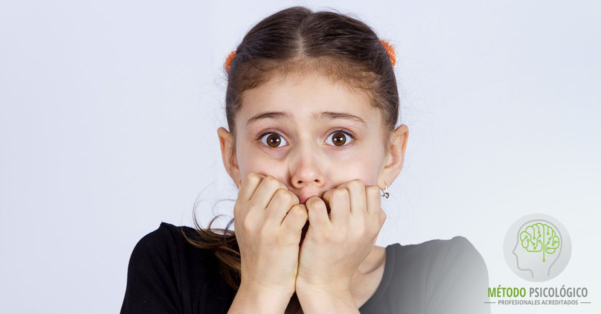 Ansiedad infantil tratamiento