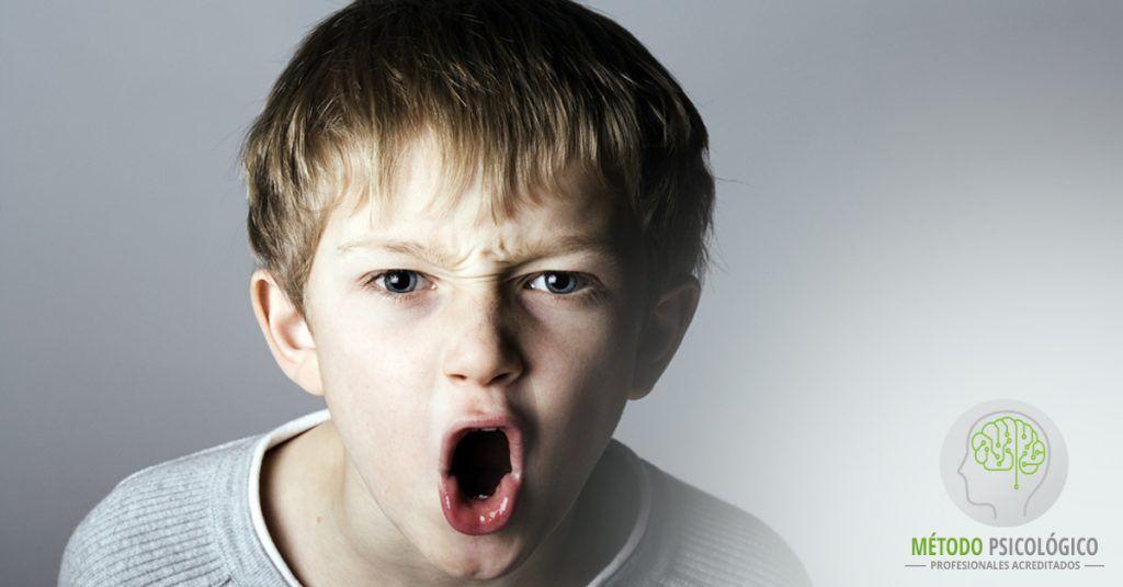 Agresividad infantil tratamiento