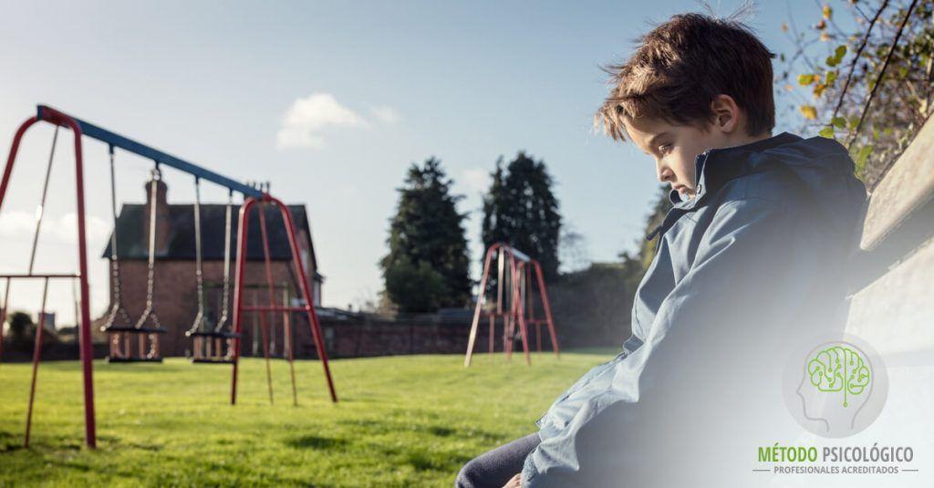 depresión infantil tratamiento