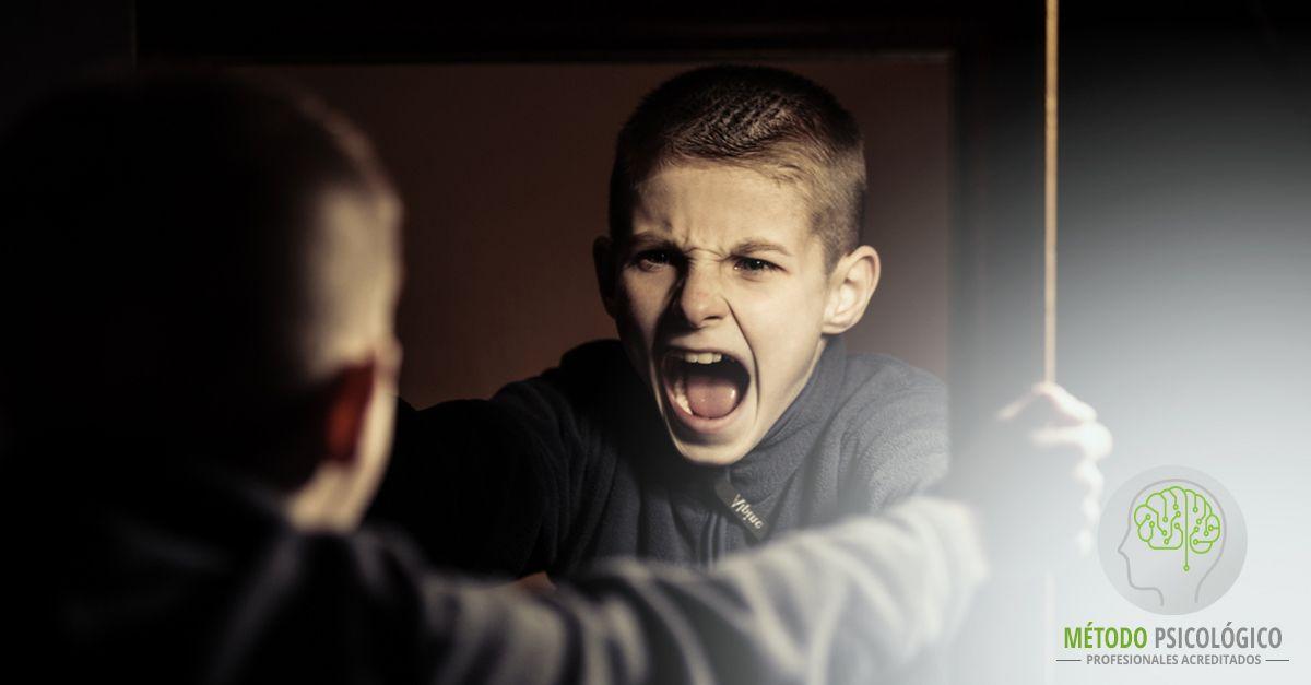 Terapia para niños agresivos Madrid