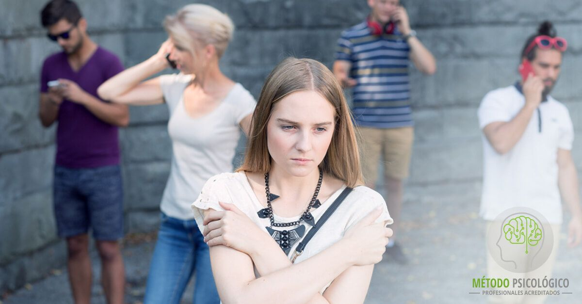 Trastorno de ansiedad social