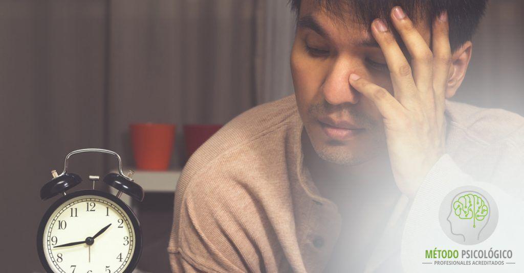 Causas del trastorno del sueño